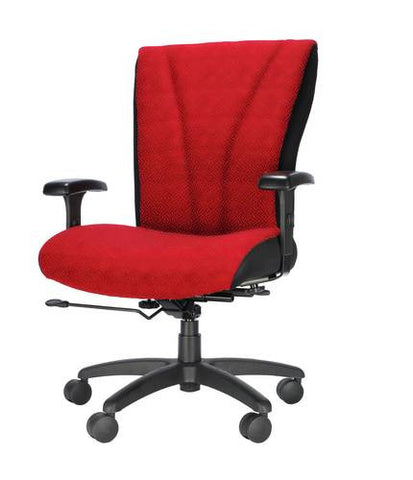 """Sierra"" Big and Tall High-Back Chair"