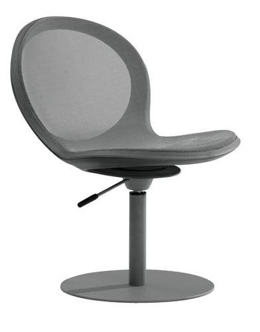 Net Series Swivel Base Chair with Gas Lift