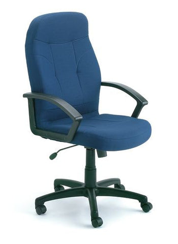 Popular Fabric Upholstery High-Back Chair