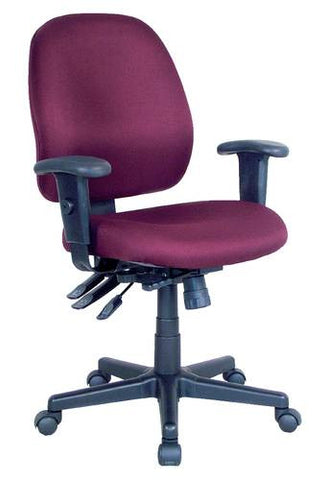 Model shown: 49926-GX (Multi-Function Task Chair without Seat Slider, Standard Fabric)