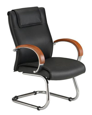 Apex Leather Guest Chair