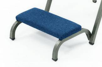 Padded Kneeler for Comfort-Plus and Comfortable Stack Chairs