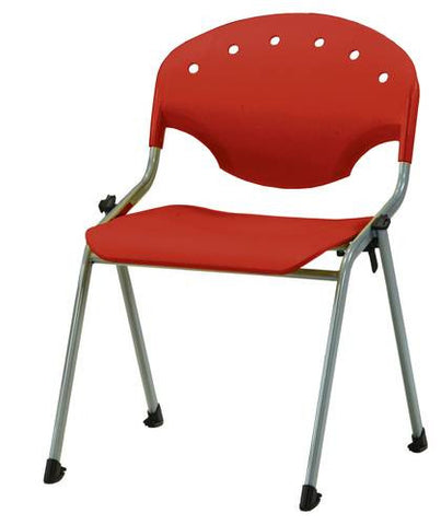 "Rico Stacking Chair, 12"" Seat Height"