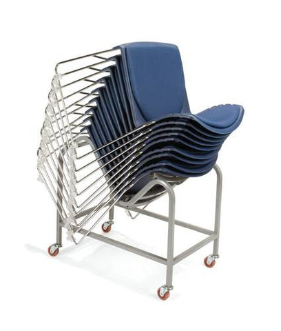 Chair Dolly for Multi-Purpose Stacking Chairs