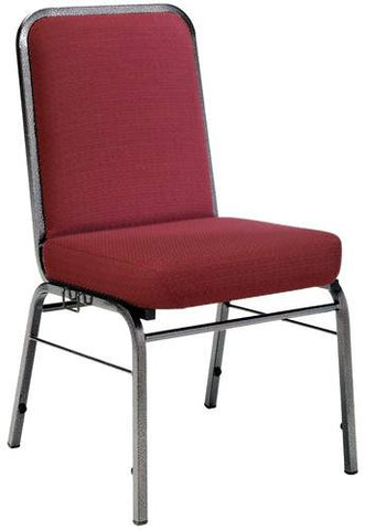 ComfortClass Stack Chair, Fabric Upholstery