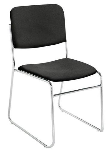 Lightweight Upholstered Stack Chair