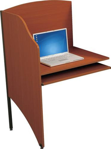 Versatile Study/Computer Add-On Carrel, Standard Series