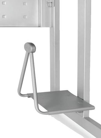 CPU Holder for Study/Computer Carrels