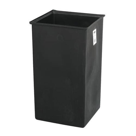 Rigid Plastic Liner for use with Waste Receptacle Model 463365