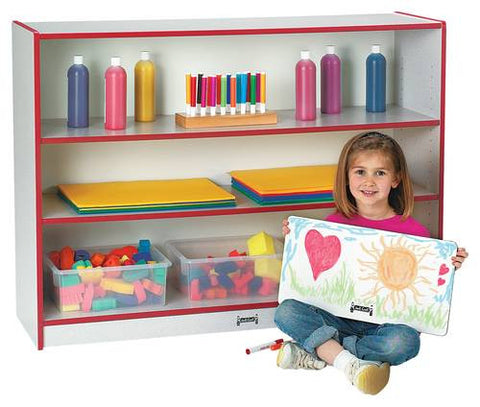 Rainbow Accents® Mobile Super-Size Bookcase