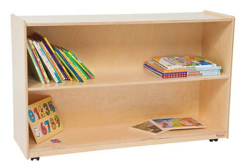 Premium Mobile Shelf Cabinet