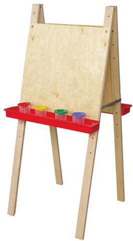 Double Adjustable Hardboard Easel