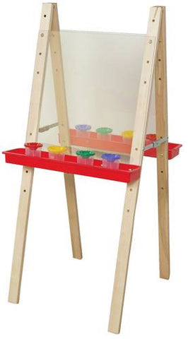 Double Adjustable Acrylic Easel