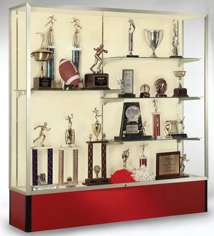 """Spirit"" Display Case, 60"" W"