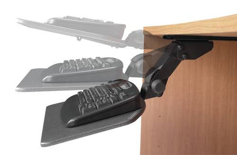 Series C Modular Office Collection, Articulating Keyboard Tray