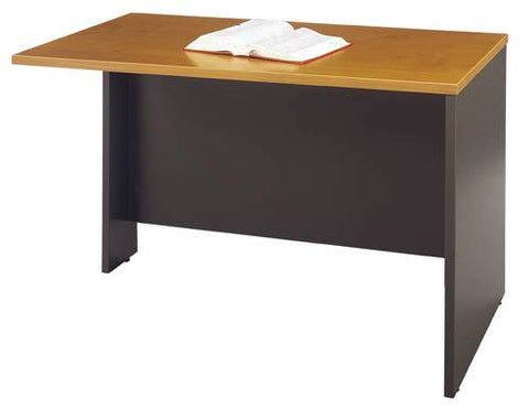 "Series C Modular Office Furniture, Return/Bridge, 48"" W x 24"" D x 30"" H"