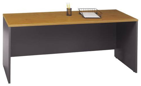 "Series C Modular Office Furniture, Credenza Shell, 71"" W x 24"" D x 30"" H"