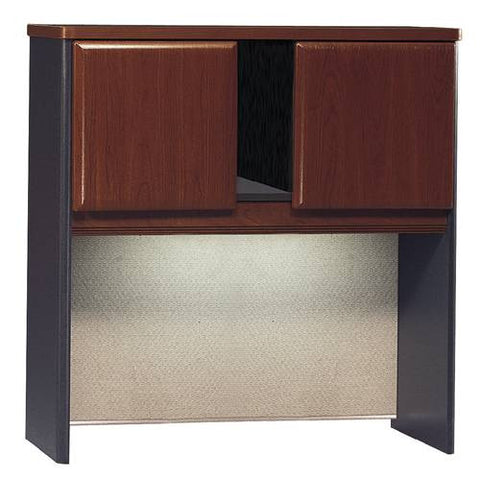 "Series A Collection Hutch, 36"" W x 14"" D x 37"" H"