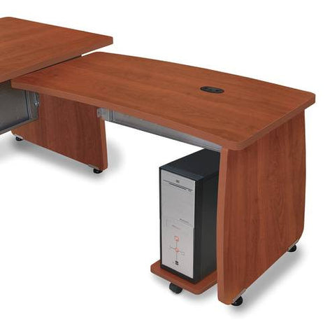 Milano Series Executive Desk Return