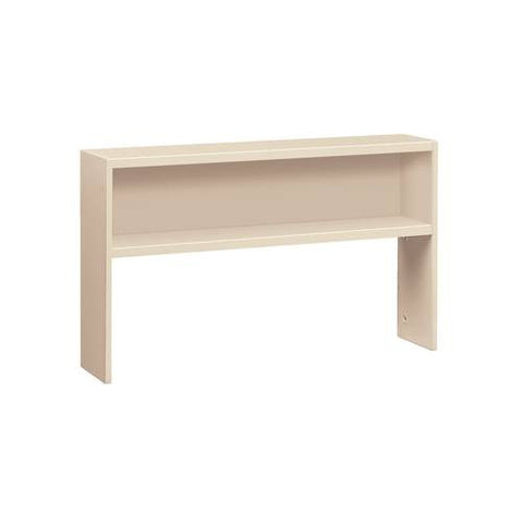 "HON®, Open Hutch for 60""-Wide Desks and Credenzas, 60"" W x 13.5"" D x 36.5"" H"