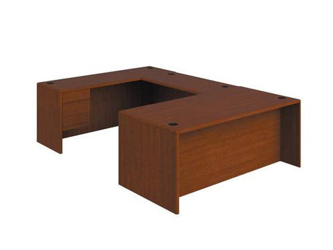 HON®, 10700 Laminate Collection, Executive U Desk