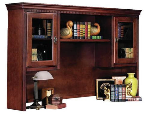 Hand Crafted Genuine Cherry Traditional Hutch