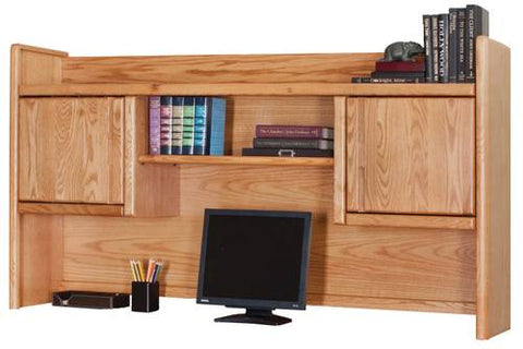 Hand Crafted Genuine Oak Wood Hutch