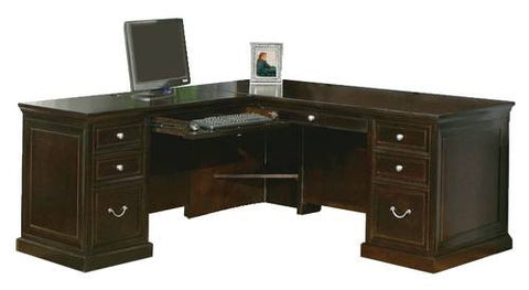 Fulton Modular Desk With Return