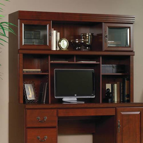 Heritage Series Hutch for Computer Credenza