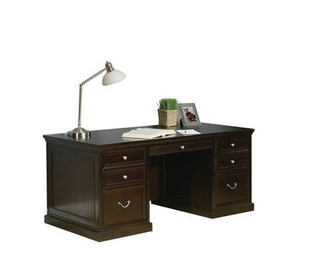 Fulton Double Pedestal Desk