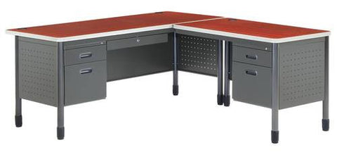 Mesa Series L-Shaped Desk