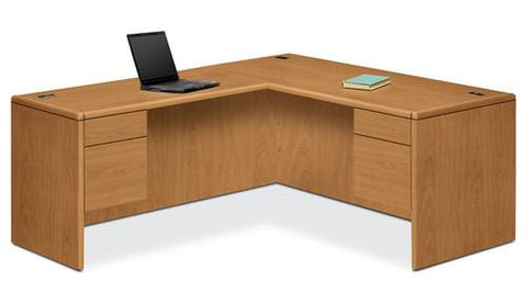 Hon®, 10700 Laminate Collection, Modular L Desk