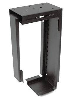 "Adjustable CPU Holder for 24"" or 30"" Deluxe Computer Tables"