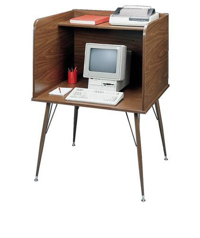Computer Series Single Study Carrel
