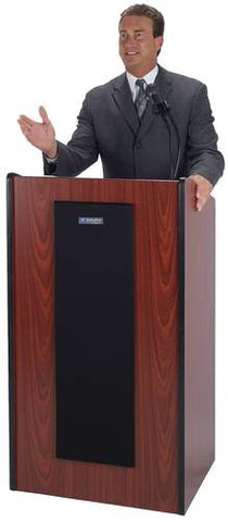 Presidential Plus Lectern, Wired
