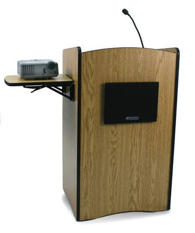 Multi-Media Computer Sound Lectern, Wireless