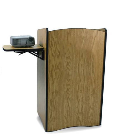 Multi-Media Computer Lectern, Non-Sound