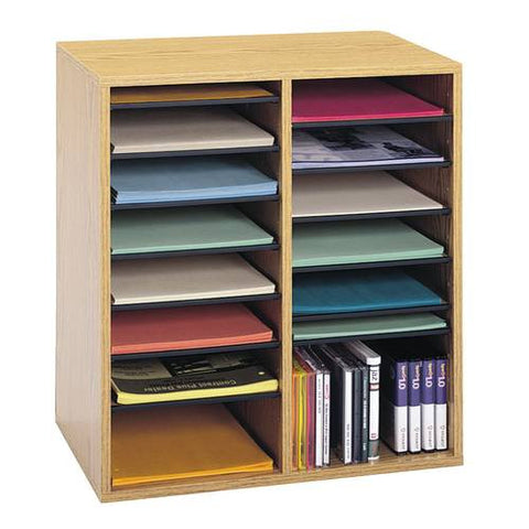 16-Compartment Adjustable-Compartment Organizer