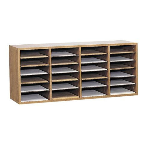 24-Compartment Adjustable-Compartment Organizer