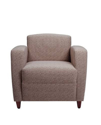 Comfort-Plus Lounge Seating , Club Arm Chair, Grade 1 Fabric