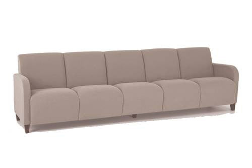 Siena Series 5-Seat Sofa with End Arms, Standard Solid Fabric – ATD ...