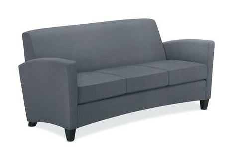 Invitation® Series Sofa, Grade 3 Fabric Upholstery