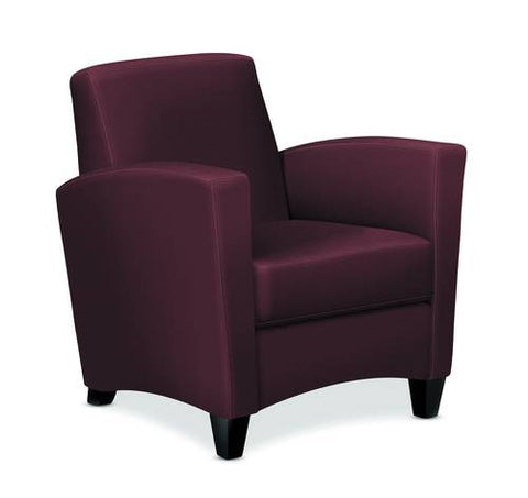 Invitation® Series Arm Chair, Grade 3 Fabric Upholstery