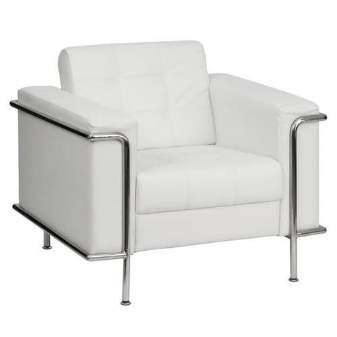 Lesley Series Contemporary Leather Chair