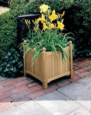 "The Harmony Collection Planter, 19"" x 19"" x 17"""