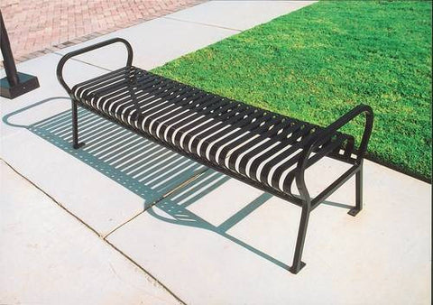 Hamilton Collection Bench, 4' Long