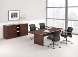 "HON Preside Conference Table, Mahogony, 96"" x 48"""