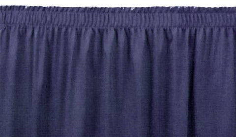 "24"" H Shirred Pleat Skirting"