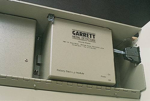 Battery Module for Garrett PD 6500i Walk-Through Metal Detector