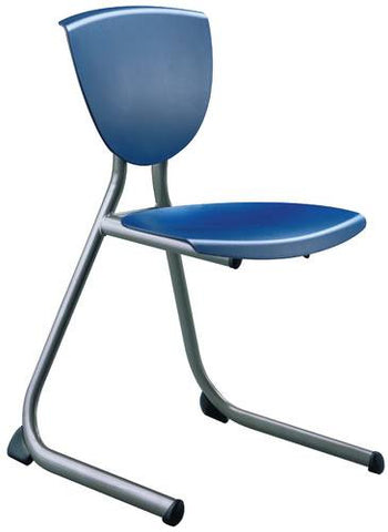 "Intellect® Classroom Stacking Chairs, 16"" H"